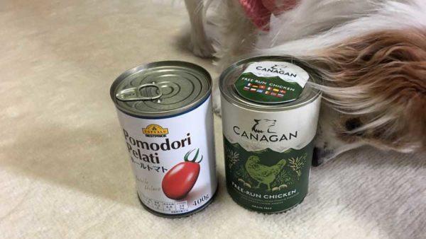 カナガンの缶